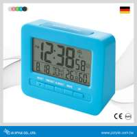 Auto Calibrate Controlled Desk Clock