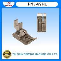 Domestic Sewing Machine Sewing Accessories Domestic Piping Feet H1569HL Presser Foot