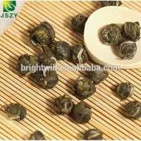 USDA organic standard Jasmine pearls green tea Manufacturer