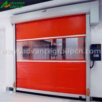 generation pvc fabric rapid roll door Manufacturer