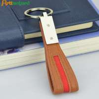leather key chain holder bags Manufacturer