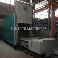 Bogie hearth annealing furnace  Manufacturer