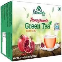 Natural Pomegranate Green Tea Sugar Manufacturer