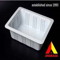 PP TOFU TRAY VACUUM FORMING TRAY disposable FOOD CONTAINER Manufacturer