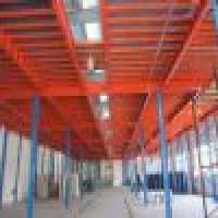 Steel Mezzanine Floors Racking Manufacturer