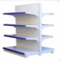 double side shelf racks goods shelf  Manufacturer