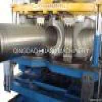 PVC Double Wall Corrugated Pipe Extrusion Line Manufacturer