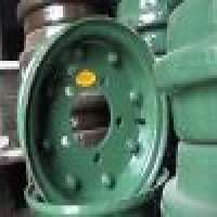 Adv TractorTrailer Trolley Wheels Ford Manufacturer