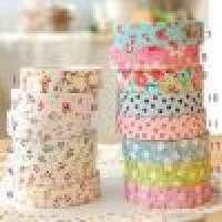 Decorative Tape and washi tape decoration washi tape  Manufacturer