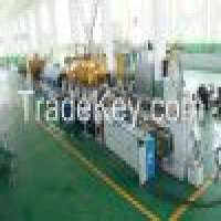 PVCPE Double Wall Corrugated Pipe Extrusion MachineProduction lineMaking Equipment Manufacturer