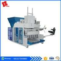 Mobile block making machine Manufacturer