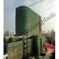 Green Building Shade Net Debris Scaffold Netting Manufacturer