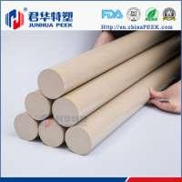 High strength high temperature resistance peek 450g PEEK rod ChinaPEEK