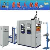 thermoforming machine making plastic glass disposable cup