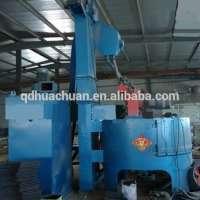 Q35 rotary table abrasive blast equipment