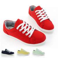 POLO Flat Casual Canvas Fabric Shoes Manufacturer