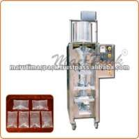 Water Milk Buttermilk Liquor soft Drink Pouch Packing Machine