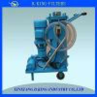 LUC63 high flow rate recycle machine oil filter cart Manufacturer
