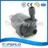 TOPSFLO TLC01H121610 12V Small Electric instant water heater Food grade DC Brushless pumps Manufacturer