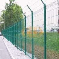 Dip Wire Mesh Fence Garden Fence Welded Wire Mesh Fence Manufacturer