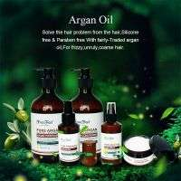 Argan oil keratin care hair treatment mask 500ml Manufacturer