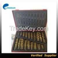 DIN338 Fully ground hss drill bit Manufacturer