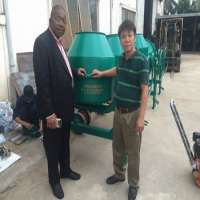 Mini concrete mixer Manufacturer