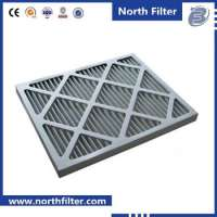 Primary havc panel merv8 ac furnace air filter pleated pre filter