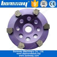 Diamond Grinding Cup Wheels granite grinding Manufacturer