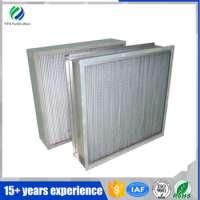 washable aluminum compressed hvac air filter Manufacturer