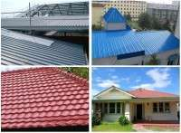 Corrugated sheet roofing Manufacturer