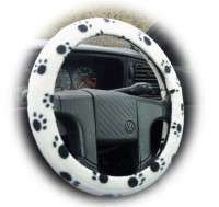 new Ages steering wheel cover
