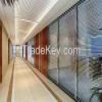 Double glass partition Manufacturer