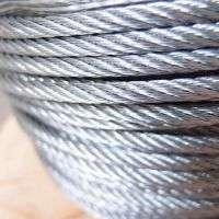 elevator steel wire rope ungalvanized Manufacturer
