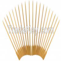 Healthy Food Picks Natural Bamboo Skewer  Manufacturer
