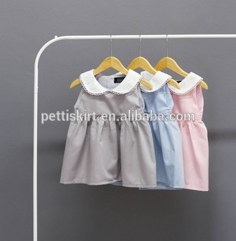 1a6a91c2 Toddler Girl Dress Cotton Baby Girl Ruffle Dress Kids Cotton Frock Design