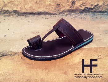d6bc2a1edb6 Leather Shoes KOLHAPURI Chappal Men Sandals Women Sandals Handstitched  Thong Sandals Unbreakable Shoes From H. M. IQBAL AND COMPANY