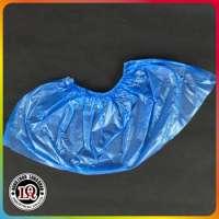 Disposable Plastic CPE Shoe Cover Manufacturer