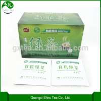 instant soluble green tea