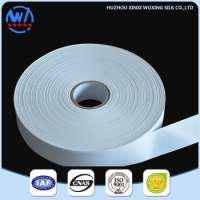 Accept Custom Hot Sale Beautiful Solid Color Polyester satin Ribbon Manufacturer