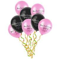 Latex Balloon Bachelorette Party Diamond Balloons Hen Night Party Gathering Adult Wedding Party Supplies Manufacturer