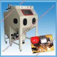 Best Quality Glass sand Blasting machine