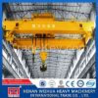 QD Type Double Girder Travel Bridge Crane  Manufacturer