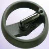 Folded Plastic Handle Wheel Manufacturer