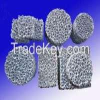 silicon carbide ceramic foam filter Manufacturer
