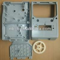high precision Plastic Injection Moulding partsODM injection plastic moulding gasmeter