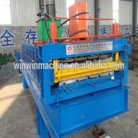roofing sheet roll forming machine Manufacturer