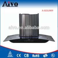 Commercial Chimney Kitchen industrial range hoodtv range hood Manufacturer
