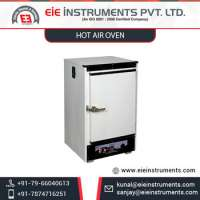 Double Walled Constructed Electronic Hot Air Oven  Manufacturer