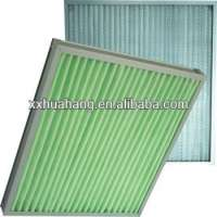 Washable Cloth Folded Filter air filter production lineair filter honda city